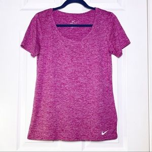 Nike Scoopneck Athletic Workout Tee